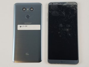 LG G6 Troubleshooting