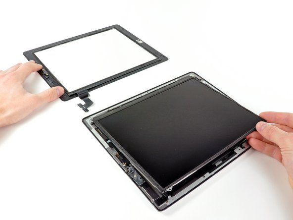 iPad 2 Wi-Fi EMC 2415 Front Panel Assembly Replacement