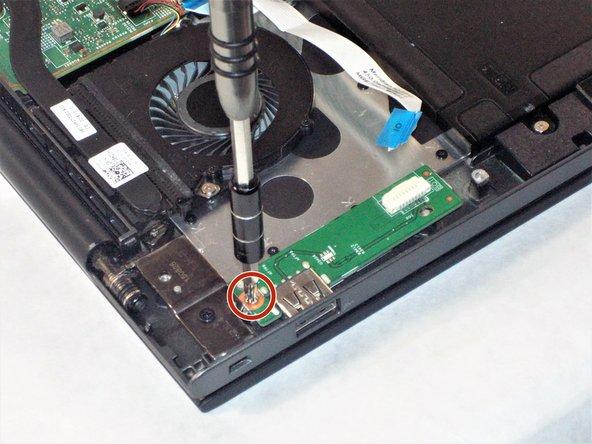 Dell Chromebook 13-7310 IO Board Replacement