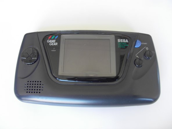 Sega Game Gear Screen Replacement