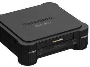 Panasonic FZ-1 R.E.A.L. 3DO Interactive Multiplayer Video Game Home Console