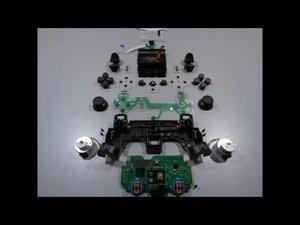DualShock 4 CHU-ZCT2U Generation 4 Repair