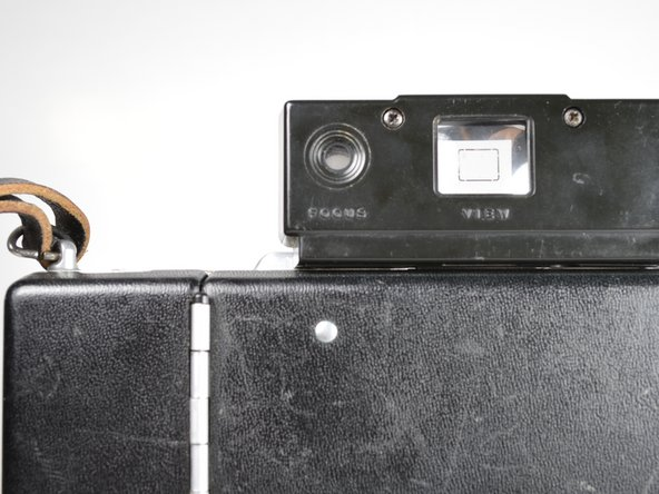 Polaroid Automatic 100 Back Lens of the Viewfinder Replacement