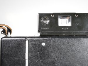 Back Lens of the Viewfinder