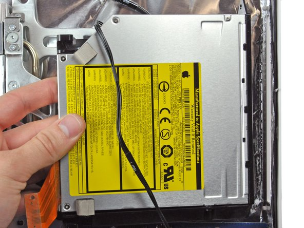 """iMac Intel 20"""" EMC 2105 and 2118 Optical Drive Replacement"""