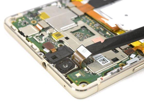 Huawei P9 Lite Rückkamera austauschen