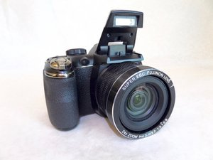 Fujifilm FinePix S4200 Troubleshooting