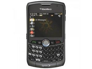 BlackBerry Curve 8330 Repair