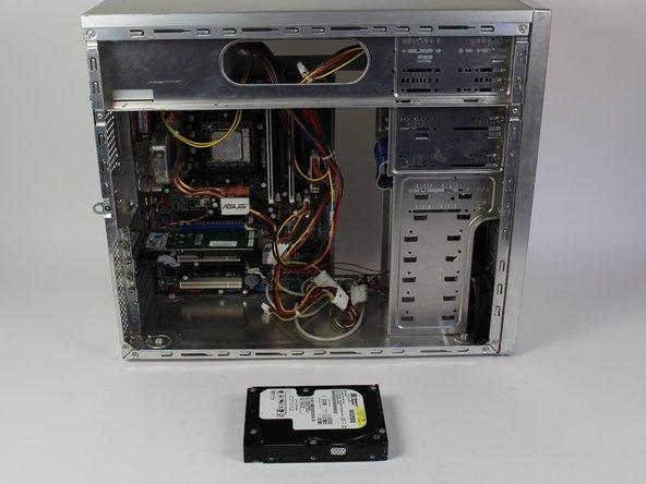Desktop PC Hard Drive Replacement