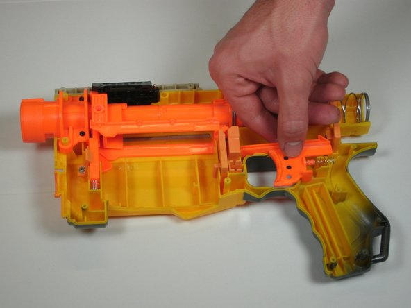 Nerf Recon CS-6 Trigger Replacement