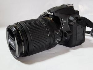 Nikon D5300 Repair