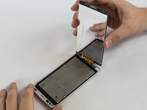 LG G3 Vigor Display Assembly Replacement