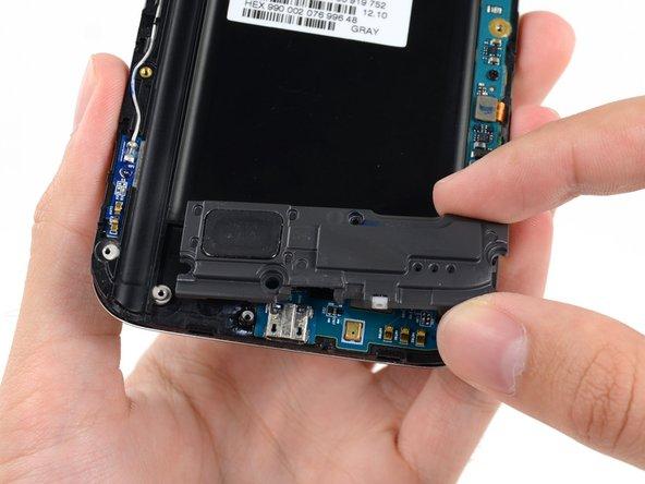 Samsung Galaxy Note II Speaker Enclosure Replacement