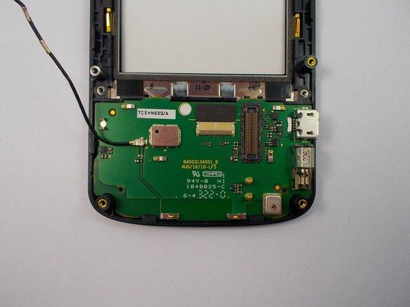 Motorola Droid Pro Keyboard Replacement