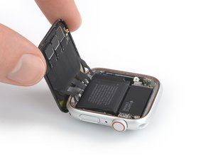Procedimiento  de apertura del Apple Watch SE