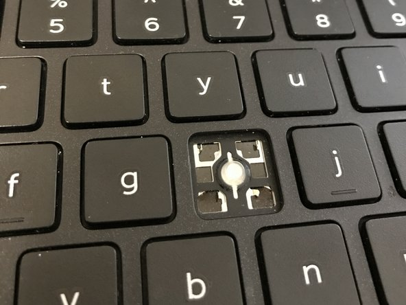 Dell Chromebook 11 CB1C13 Letter & Number Key Replacement