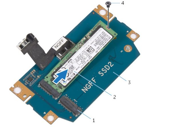 Dell Alienware 13 Solid-State Drive (SSD) Replacement