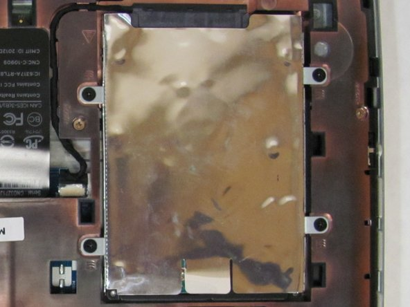 HP Pavilion Touchsmart 11z-e000 Hard Drive Replacement