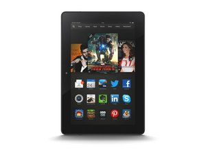 "Kindle Fire HDX 8.9"" 3rd Gen"