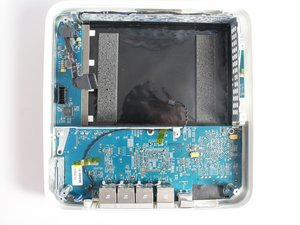 Apple Time Capsule Model A1254 Logic Board austauschen