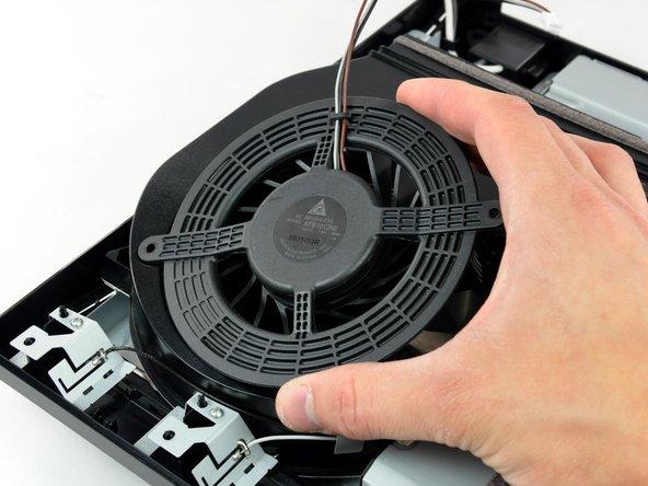 PlayStation 3 Slim Lüfter austauschen