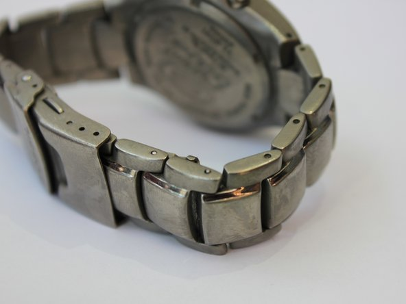 Fossil Speedway Watch TI-5061 Clasp Replacement