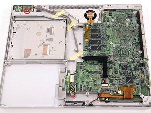 Repairing iBook G4 Restart error