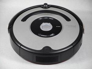 Reparación de iRobot Roomba 560