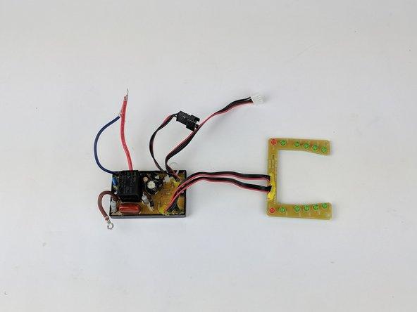 Shark Ultimate Professional Circuit Board Replacement