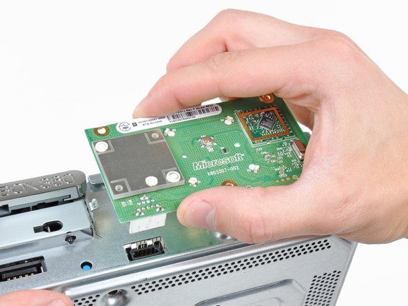 Xbox 360 RF Module Replacement