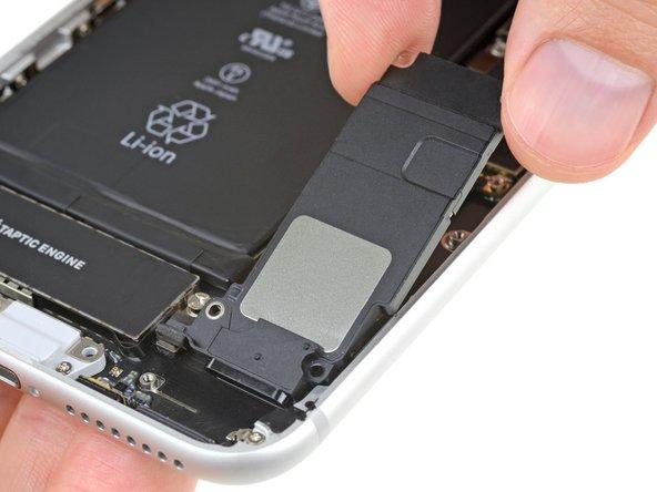 Remplacement du microphone inférieur de l'iPhone 8 Plus
