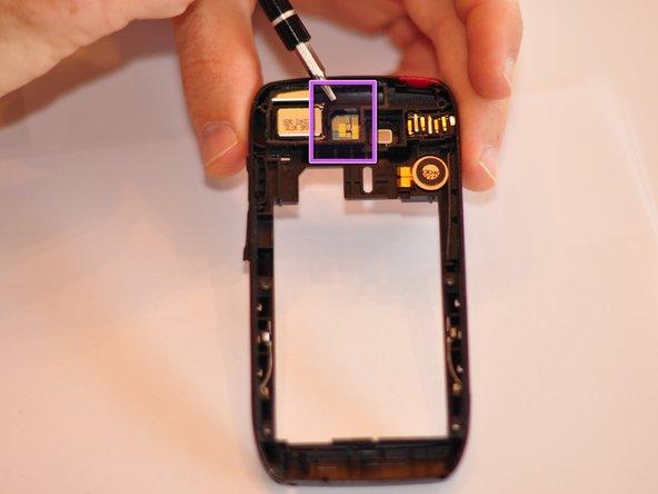 Nokia E71x Camera Flash Replacement