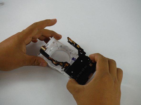 Samsung Galaxy Camera 2 Flash Replacement