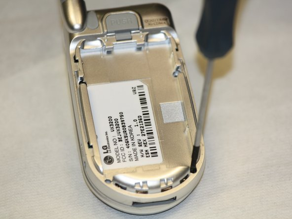 LG VX3200 Keypad Replacement