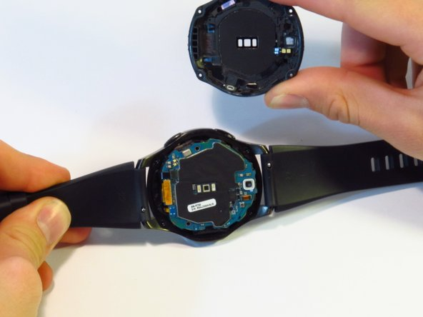 Samsung Gear S3 Frontier Back Cover Replacement