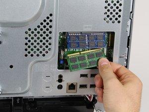 HP Envy 23-d060qd TouchSmart RAM Replacement