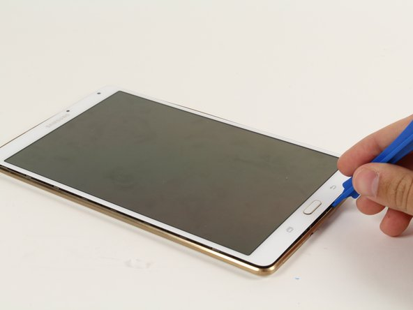 Samsung Galaxy Tab S 8.4 Back Cover Replacement