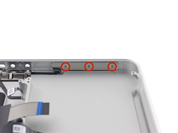 Before proceeding, check if your replacement upper case comes with the battery level indicator installed. If not, you'll need to transfer the battery level indicator to your new upper case.
