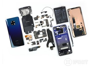 Huawei Mate 20 Pro Teardown