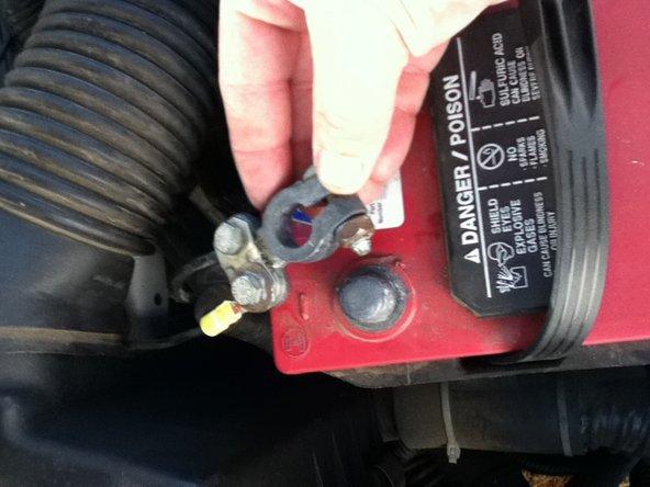 Fahrzeughimmel reparieren