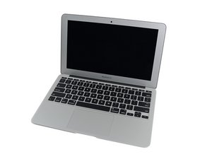 "MacBook Air 11"" Early 2014 Repair"