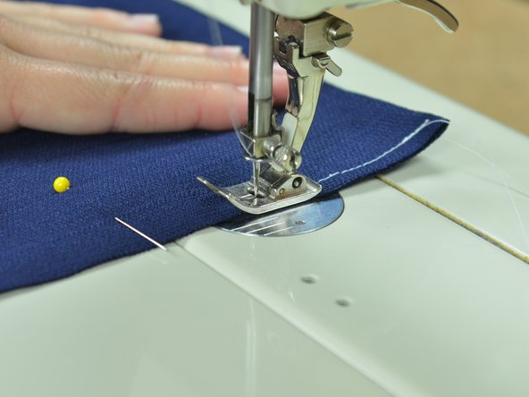 Learn to Sew a Straight Seam