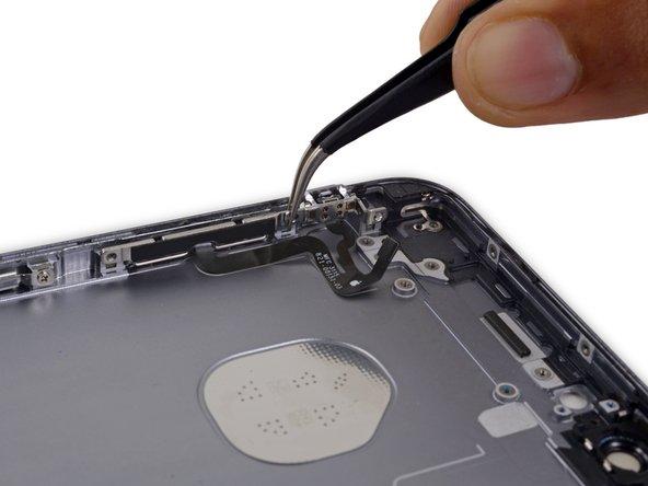 Remove the volume control flex cable.