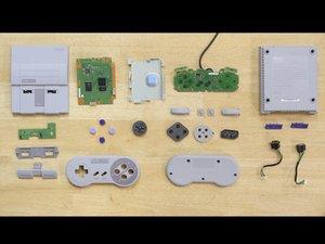 Super Nintendo Classic Edition Teardown
