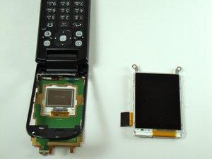 Main LCD Screen