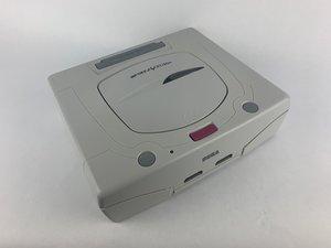 Reparación de Sega Saturn