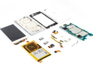 Sony Xperia Z3 Compact Teardown