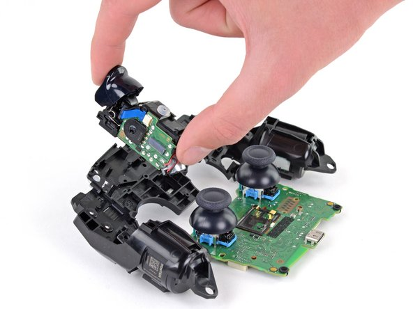Sony DualSense Controller Trigger Assembly Replacement