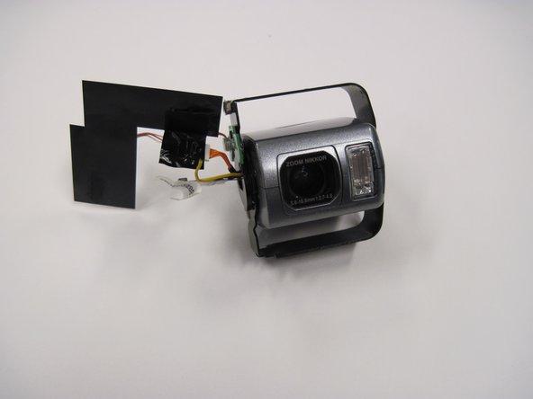 Nikon Coolpix 3500 Lens Replacement