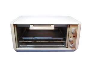 Black and Decker Toast R Oven TRO200  Repair
